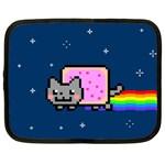 Nyan Cat Netbook Case (Large)