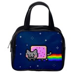 Nyan Cat Classic Handbags (One Side)