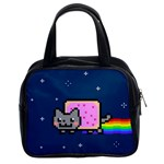 Nyan Cat Classic Handbags (2 Sides)