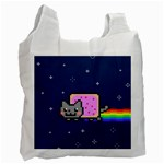 Nyan Cat Recycle Bag (One Side)
