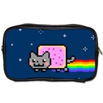 Nyan Cat Toiletries Bags 2-Side