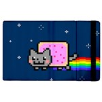 Nyan Cat Apple iPad 3/4 Flip Case