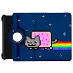 Nyan Cat Kindle Fire HD Flip 360 Case