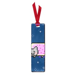 Nyan Cat Small Book Marks by Onesevenart
