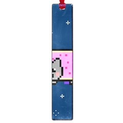 Nyan Cat Large Book Marks by Onesevenart