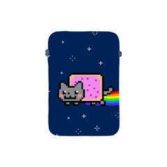 Nyan Cat Apple Ipad Mini Protective Soft Cases by Onesevenart