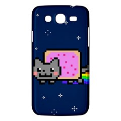 Nyan Cat Samsung Galaxy Mega 5 8 I9152 Hardshell Case  by Onesevenart