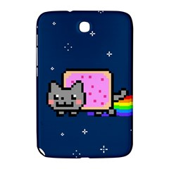 Nyan Cat Samsung Galaxy Note 8 0 N5100 Hardshell Case  by Onesevenart