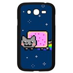 Nyan Cat Samsung Galaxy Grand DUOS I9082 Case (Black)