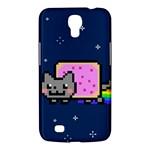 Nyan Cat Samsung Galaxy Mega 6.3  I9200 Hardshell Case