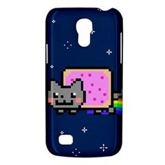 Nyan Cat Galaxy S4 Mini by Onesevenart