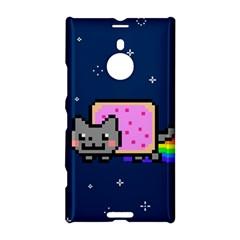 Nyan Cat Nokia Lumia 1520 by Onesevenart