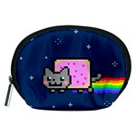 Nyan Cat Accessory Pouches (Medium)