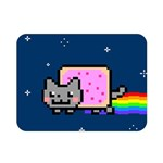 Nyan Cat Double Sided Flano Blanket (Mini)
