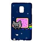 Nyan Cat Galaxy Note Edge