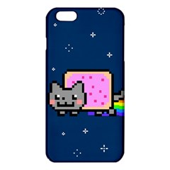 Nyan Cat Iphone 6 Plus/6s Plus Tpu Case by Onesevenart