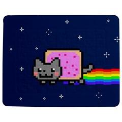 Nyan Cat Jigsaw Puzzle Photo Stand (rectangular) by Onesevenart