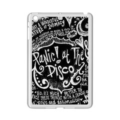 Panic ! At The Disco Lyric Quotes Ipad Mini 2 Enamel Coated Cases by Onesevenart