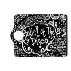 Panic ! At The Disco Lyric Quotes Kindle Fire Hd (2013) Flip 360 Case by Onesevenart