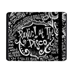 Panic ! At The Disco Lyric Quotes Samsung Galaxy Tab Pro 8 4  Flip Case by Onesevenart