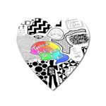 Panic ! At The Disco Heart Magnet