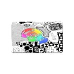 Panic ! At The Disco Magnet (Name Card)