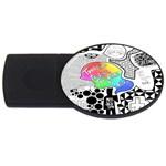 Panic ! At The Disco USB Flash Drive Oval (2 GB)