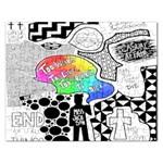 Panic ! At The Disco Rectangular Jigsaw Puzzl