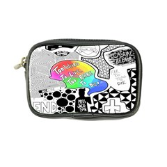 Panic ! At The Disco Coin Purse by Onesevenart