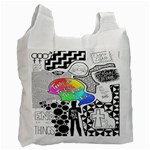 Panic ! At The Disco Recycle Bag (Two Side)