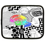 Panic ! At The Disco Netbook Case (XL)