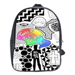Panic ! At The Disco School Bags(Large)