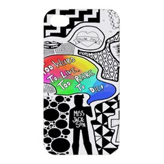 Panic ! At The Disco Apple Iphone 4/4s Hardshell Case by Onesevenart