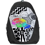 Panic ! At The Disco Backpack Bag