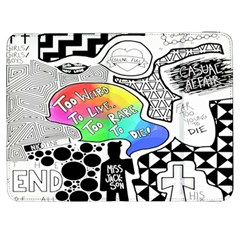 Panic ! At The Disco Samsung Galaxy Tab 7  P1000 Flip Case by Onesevenart
