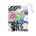 Panic ! At The Disco Drawstring Pouches (Large)