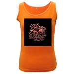 Panic At The Disco   Lying Is The Most Fun A Girl Have Without Taking Her Clothes Women s Dark Tank Top