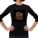 Panic At The Disco   Lying Is The Most Fun A Girl Have Without Taking Her Clothes Women s Long Sleeve Dark T-Shirts