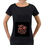 Panic At The Disco   Lying Is The Most Fun A Girl Have Without Taking Her Clothes Women s Loose-Fit T-Shirt (Black)