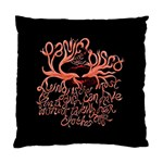 Panic At The Disco   Lying Is The Most Fun A Girl Have Without Taking Her Clothes Standard Cushion Case (Two Sides)