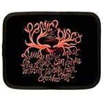 Panic At The Disco   Lying Is The Most Fun A Girl Have Without Taking Her Clothes Netbook Case (XXL)