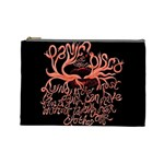 Panic At The Disco   Lying Is The Most Fun A Girl Have Without Taking Her Clothes Cosmetic Bag (Large)