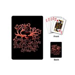 Panic At The Disco   Lying Is The Most Fun A Girl Have Without Taking Her Clothes Playing Cards (Mini)