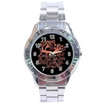 Panic At The Disco   Lying Is The Most Fun A Girl Have Without Taking Her Clothes Stainless Steel Analogue Watch