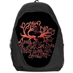 Panic At The Disco   Lying Is The Most Fun A Girl Have Without Taking Her Clothes Backpack Bag