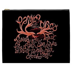 Panic At The Disco   Lying Is The Most Fun A Girl Have Without Taking Her Clothes Cosmetic Bag (xxxl)  by Onesevenart