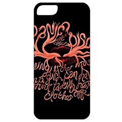 Panic At The Disco   Lying Is The Most Fun A Girl Have Without Taking Her Clothes Apple Iphone 5 Classic Hardshell Case by Onesevenart