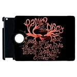 Panic At The Disco   Lying Is The Most Fun A Girl Have Without Taking Her Clothes Apple iPad 3/4 Flip 360 Case