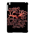 Panic At The Disco   Lying Is The Most Fun A Girl Have Without Taking Her Clothes Apple iPad Mini Hardshell Case (Compatible with Smart Cover)