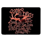 Panic At The Disco   Lying Is The Most Fun A Girl Have Without Taking Her Clothes Samsung Galaxy Tab 8.9  P7300 Flip Case